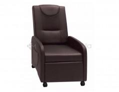 Ciao recliner chair DARK BROWN