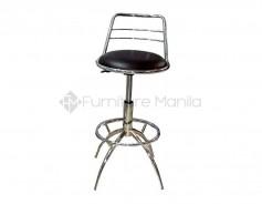 6047 bar stool black