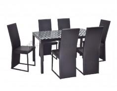 Jins dining set 6 1