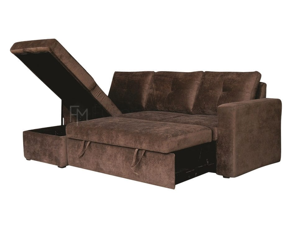 Angel sofa bed with storage home office furniture philippines Home furniture laguna philippines