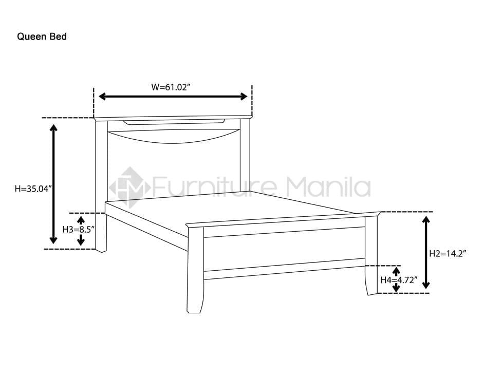 buy online 8cf0a 26503 315 WOODEN BED FRAME