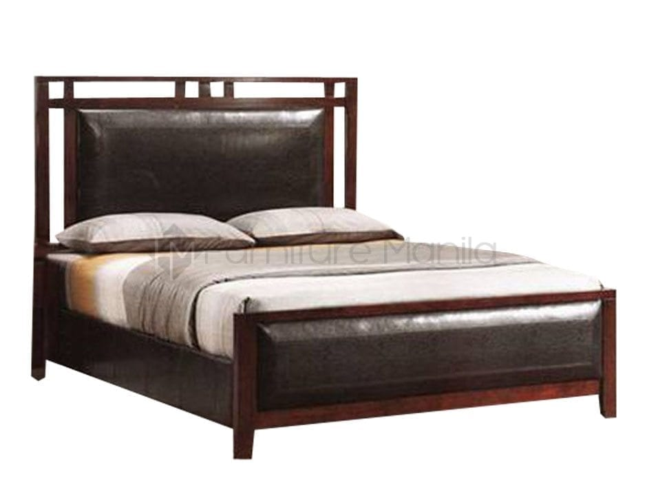 Jt04 Upholstered Bed Frame Home Office Furniture Philippines
