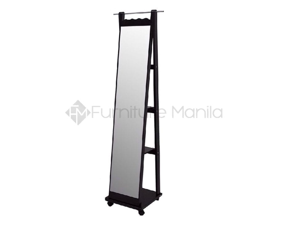 930 Vanity Mirror With Ladder Shelf Home Amp Office