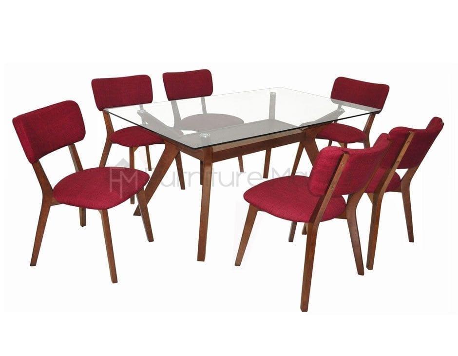 Desiree dining set 6