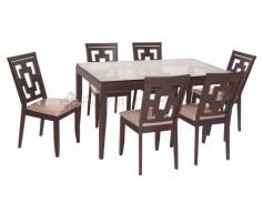 Yh natavia-h dining set 6