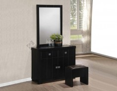 BR 3379 dresser with stool