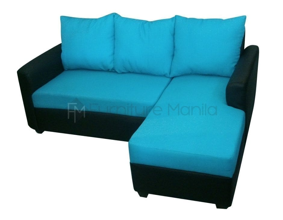 Ev215 L Shape Sofa Home Office Furniture Philippines