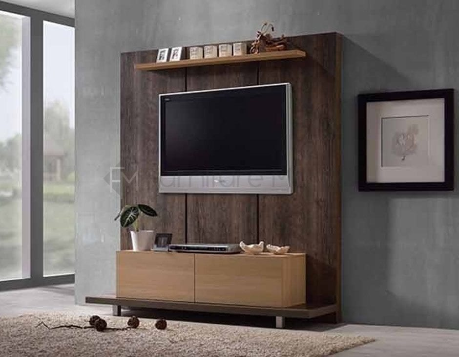 Superbe TV8087 TV WALL CABINET