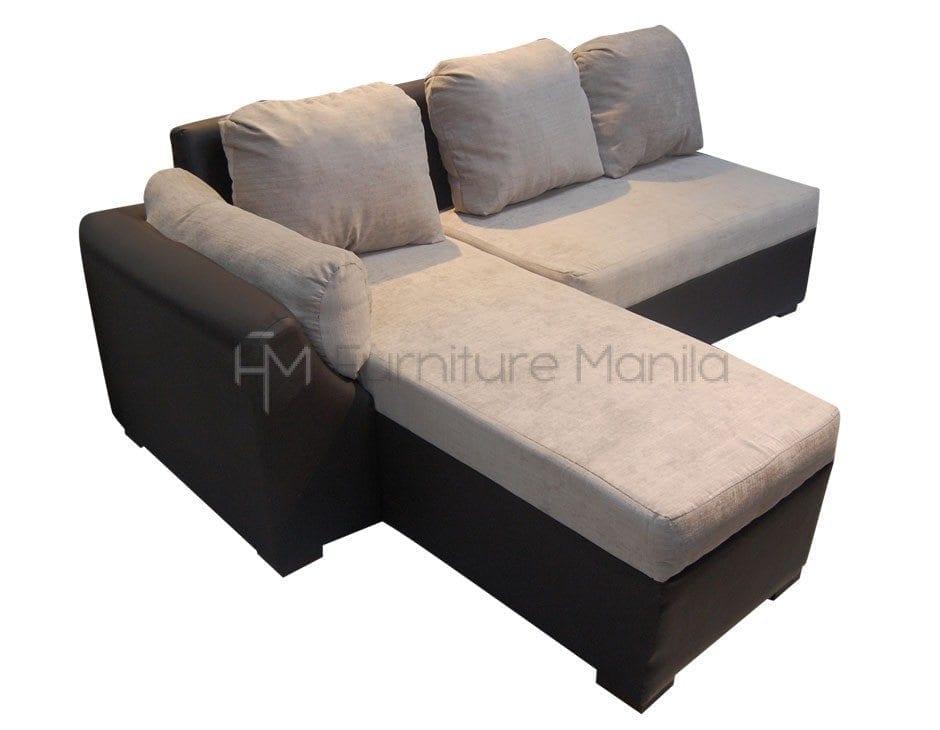 Ec 097l L Shaped Sofa