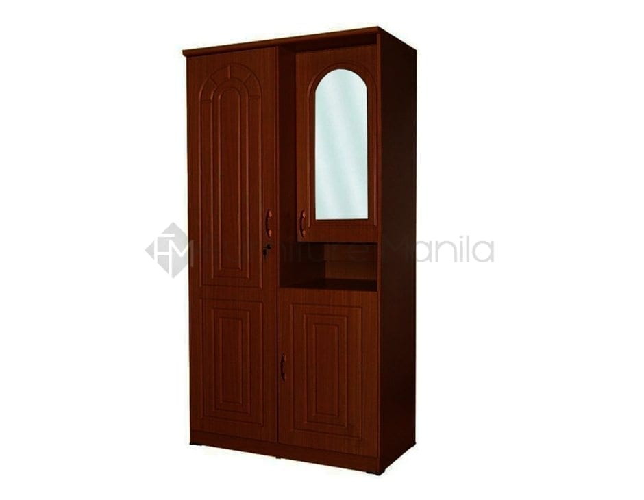 LPS-5247 2-door wardrobe