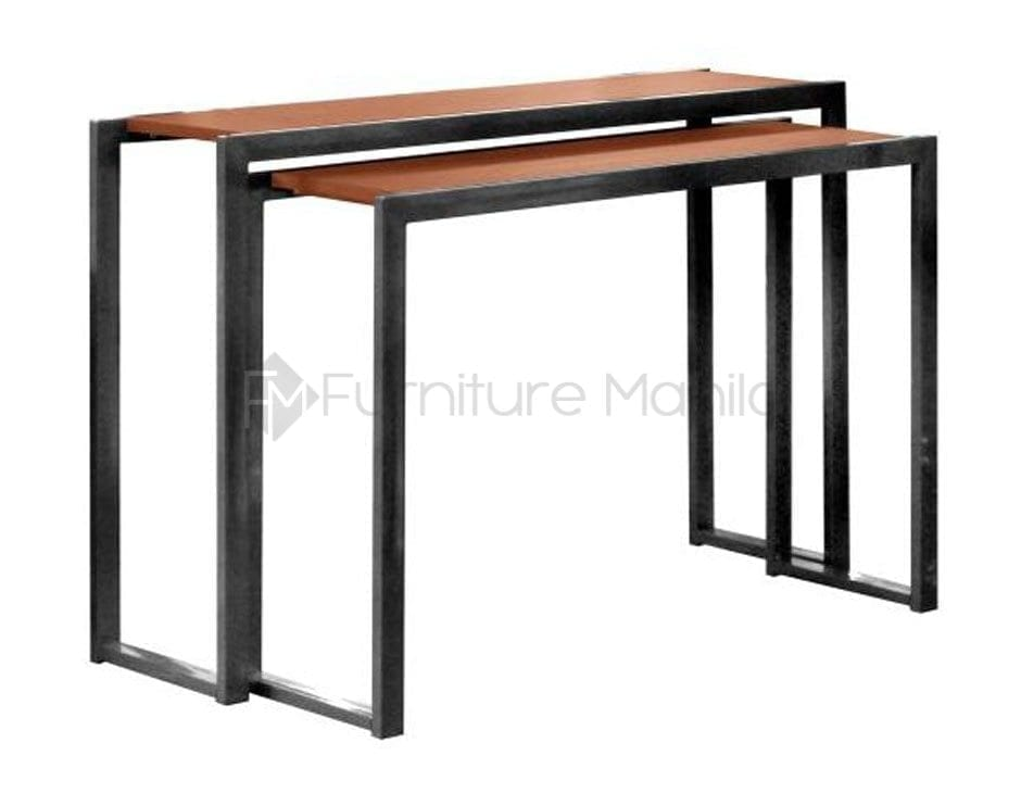 Table console fly perfect san francisco with table for Tondelli arredamenti