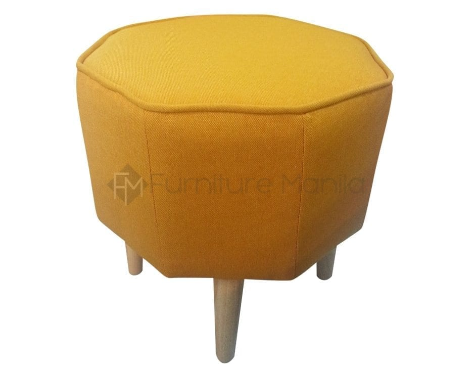 NINJA stool octagon orange