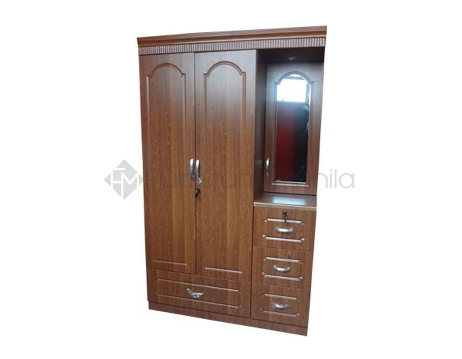 Harris wardrobe with dresser home office furniture for Cheap home furniture manila