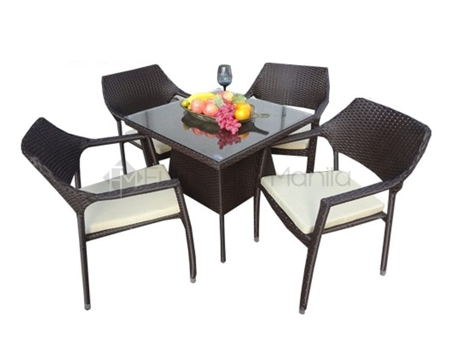 Romero dining set home office furniture philippines Home office furniture philippines