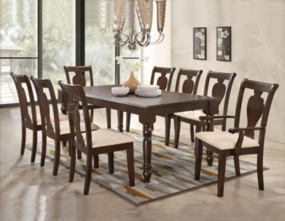 Hapi-kacey 8 dining set