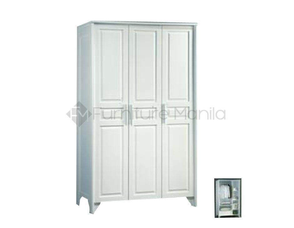 BR7130 3-door wardrobe