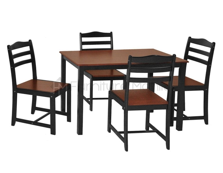 Donald Dining Set 4s Home Office Furniture Philippines