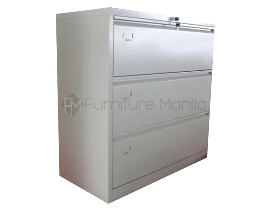 Efl3 3 layer lateral filing cabinet home office furniture philippines - Types of file cabinets for a home office ...