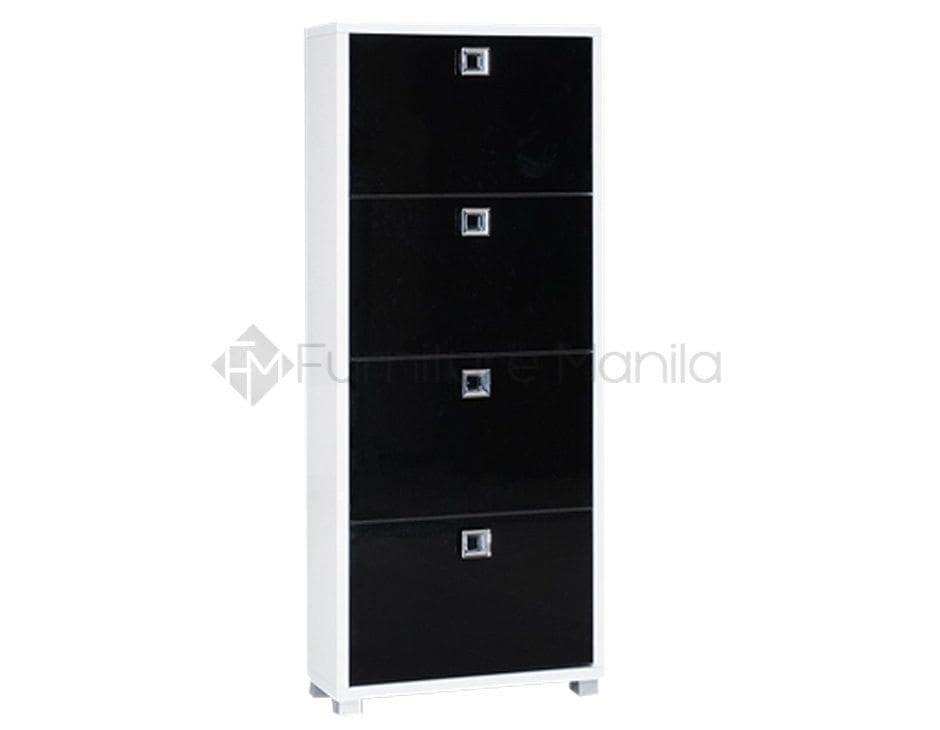 SC864637 Shoe Cabinet black