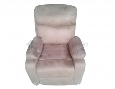 ALANA LIGHT BROWN recliner sofa