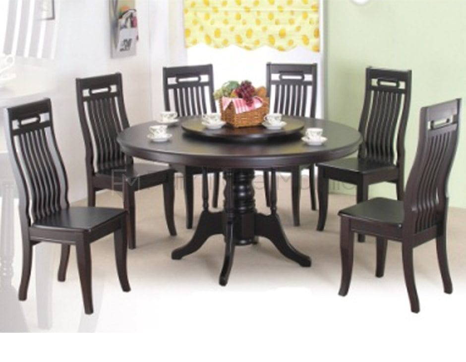 HARRY ROUND TABLE DINING SET Furniture Manila Philippines
