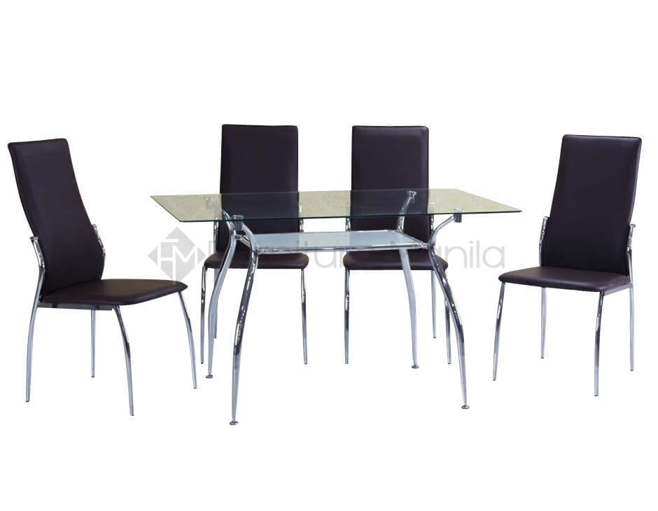 Ross Round Table Dining Set Home Office Furniture Philippines