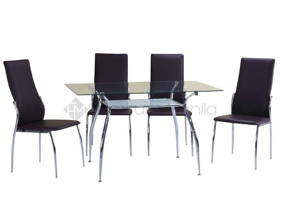 JIT-266 dining set 4