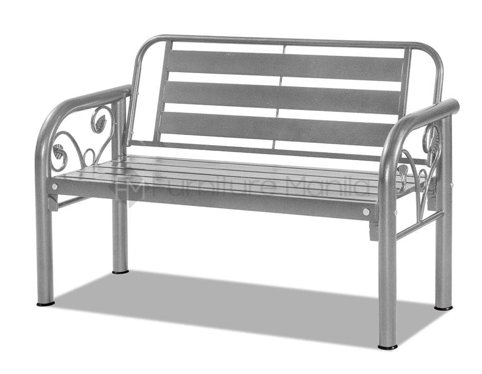 Kd7109 Metal Long Bench Home Office Furniture Philippines