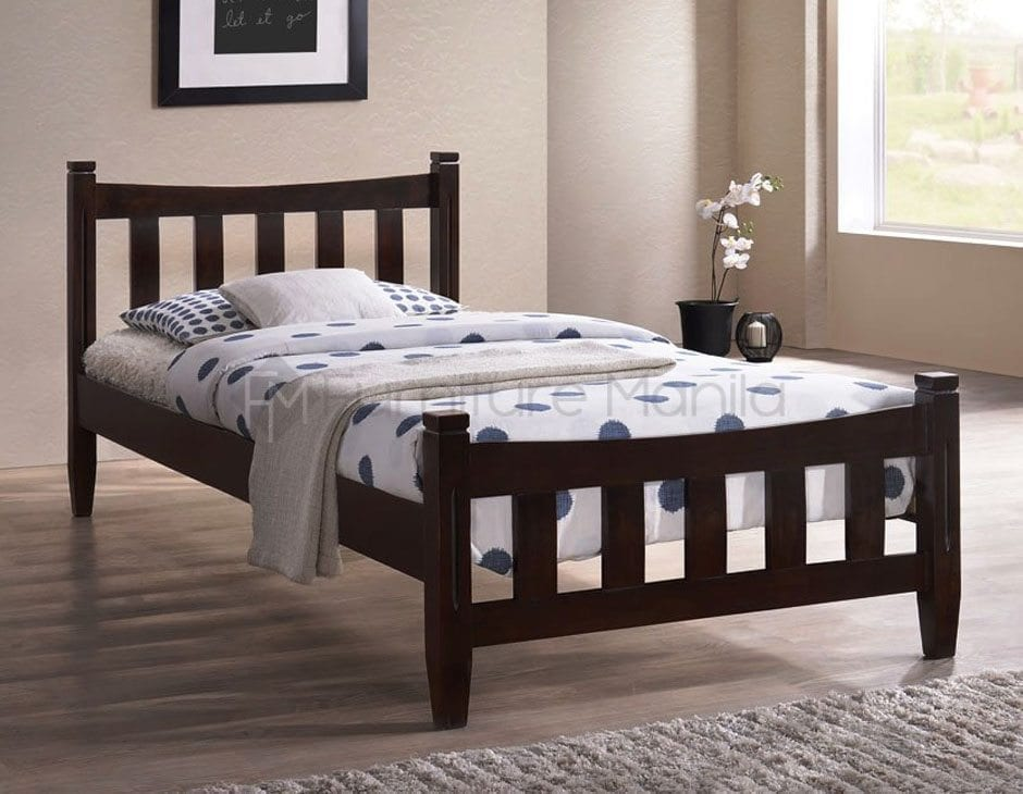Nino Wooden Bed Home Office Furniture Philippines