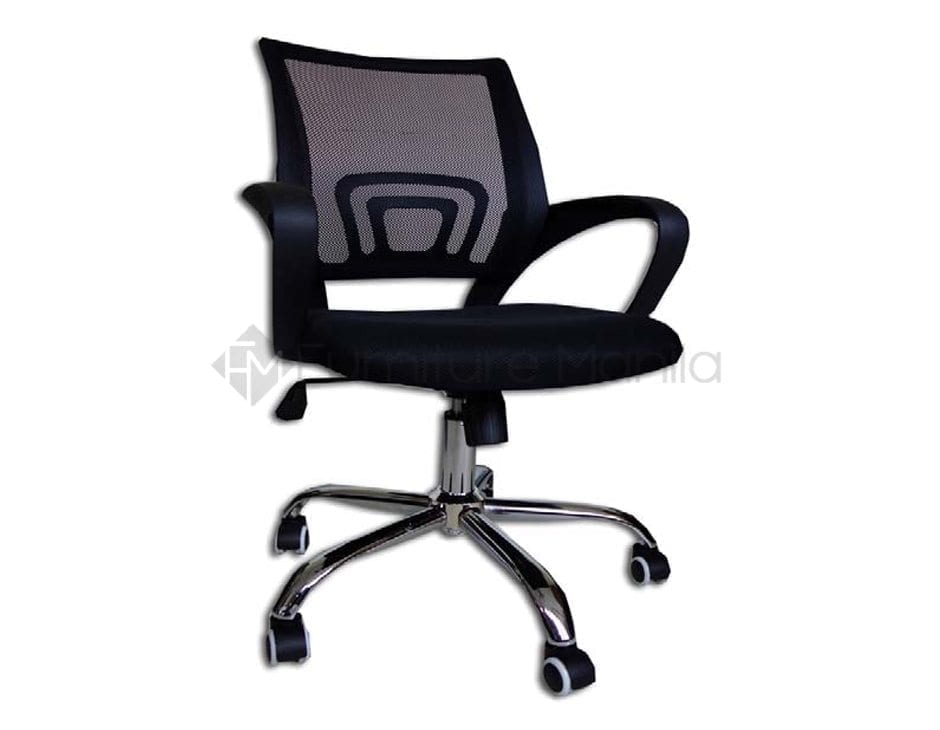 U111 mesh office chair home office furniture philippines Home office furniture philippines