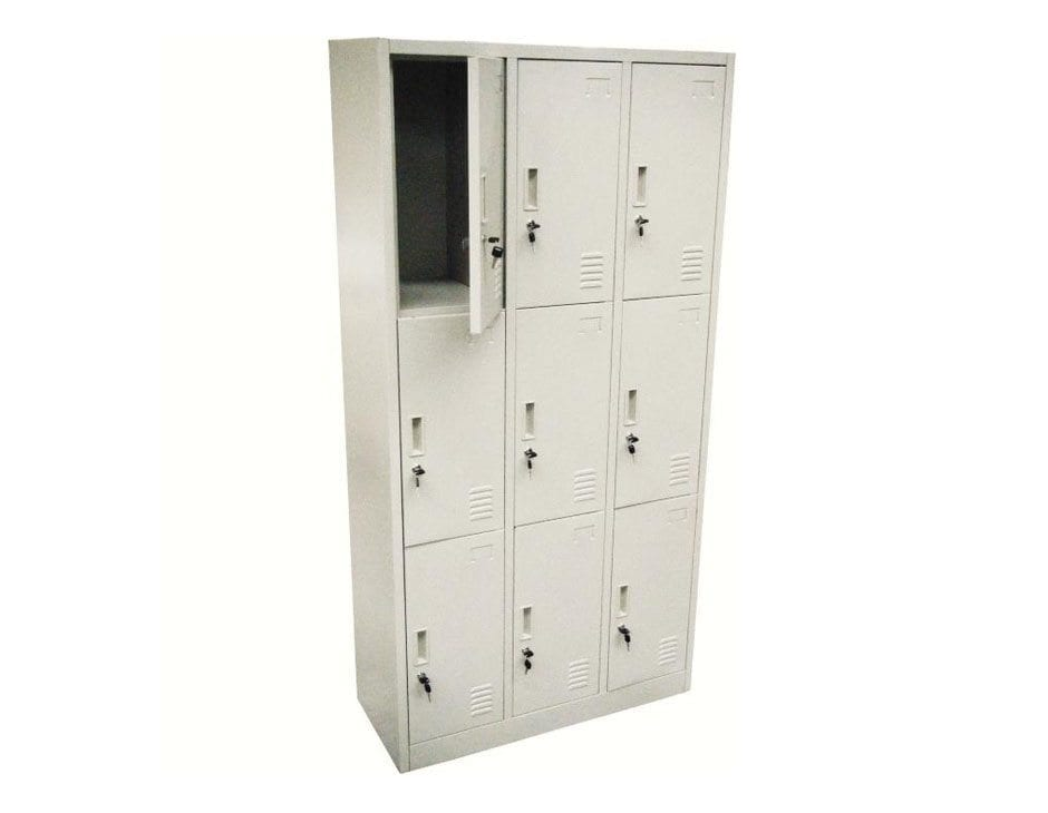 metal locker cabinet efc9 metal locker cabinet home amp office furniture 23268