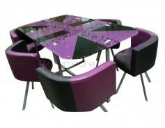 A809 Dining Set