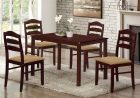 TIFFANY DINING SET 6-SEATERS