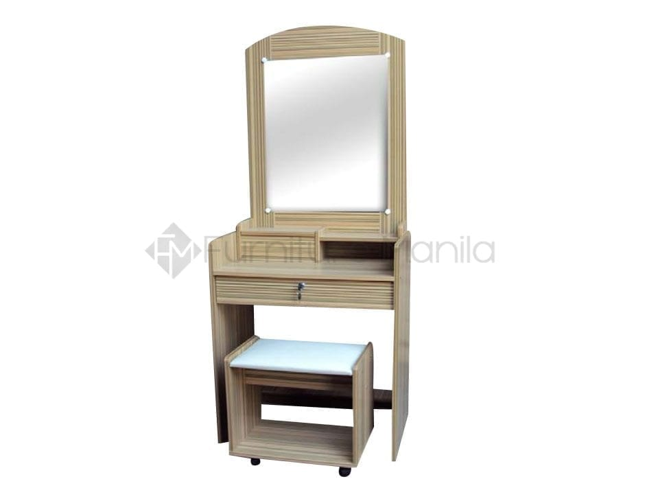 8080 Dresser With Stool Home Office Furniture Philippines