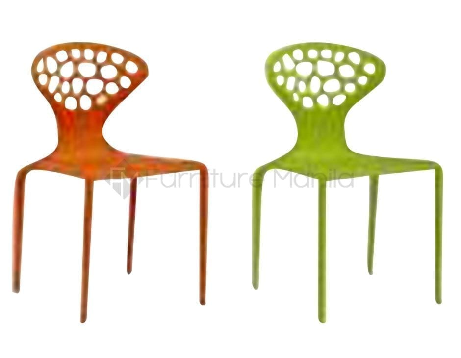 Pascal Mid Century Modern Shell Chair Home Office Furniture Philippines