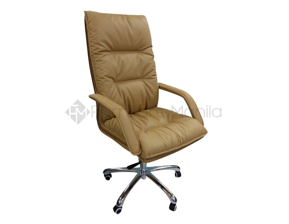 C-222A Office Chair Beige