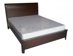 CH-9612 Wooden Bed