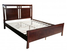 CH-9661-5 Wooden Bed