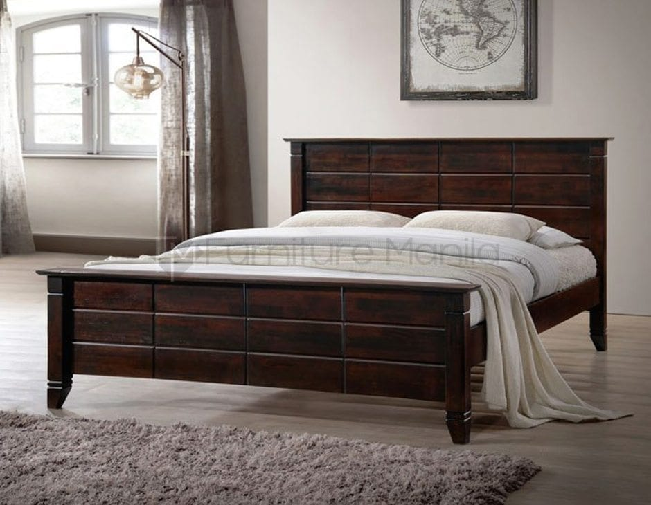 chomay queen bed quick view double size beds chomay wooden bed frame - Queen Size Wood Bed Frame