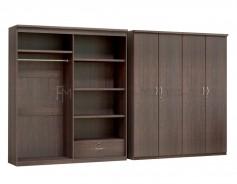 HS-BW444 4-door wardrobe