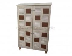 SC-864574 4-Door Shoe Cabinet