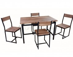 TH-1120-1 Dining Set 4's