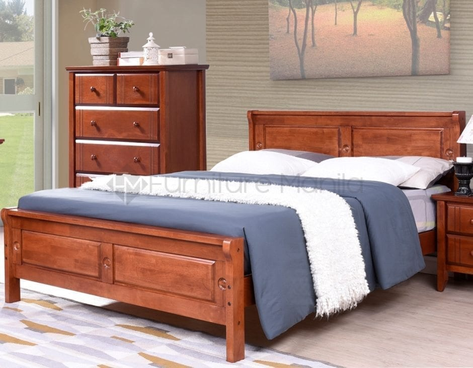 Aikha Gl Bed Frame Home Office Furniture Philippines