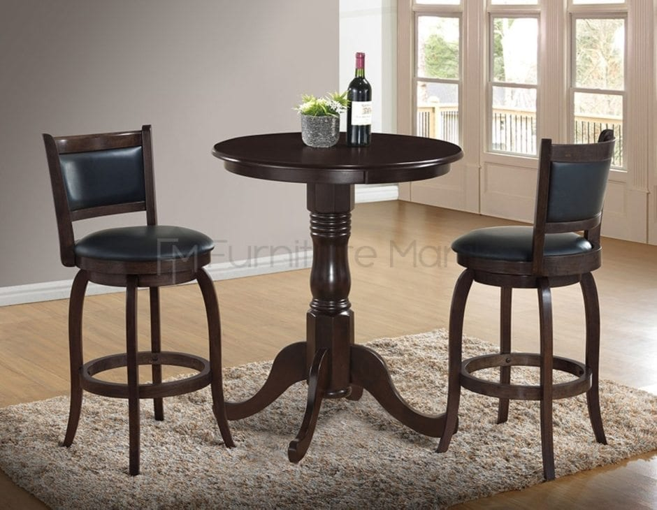 BRITNEY COUNTER HEIGHT DINING SET Furniture Manila