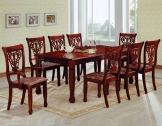 TRIXIE DINING SET 8s