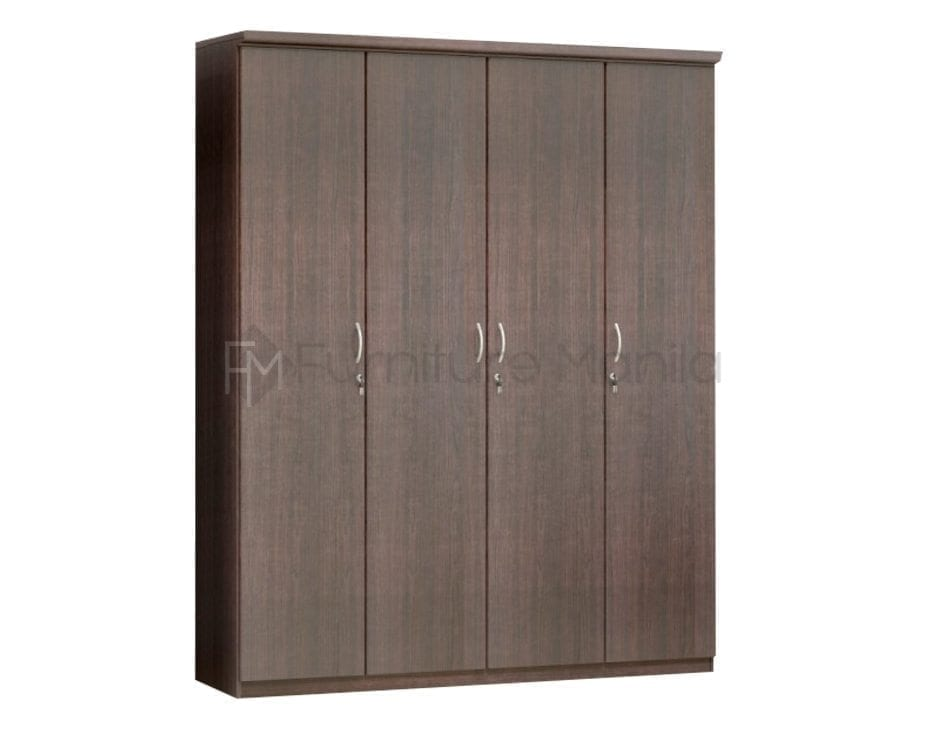 HS-BW407 4-door Wardrobe2