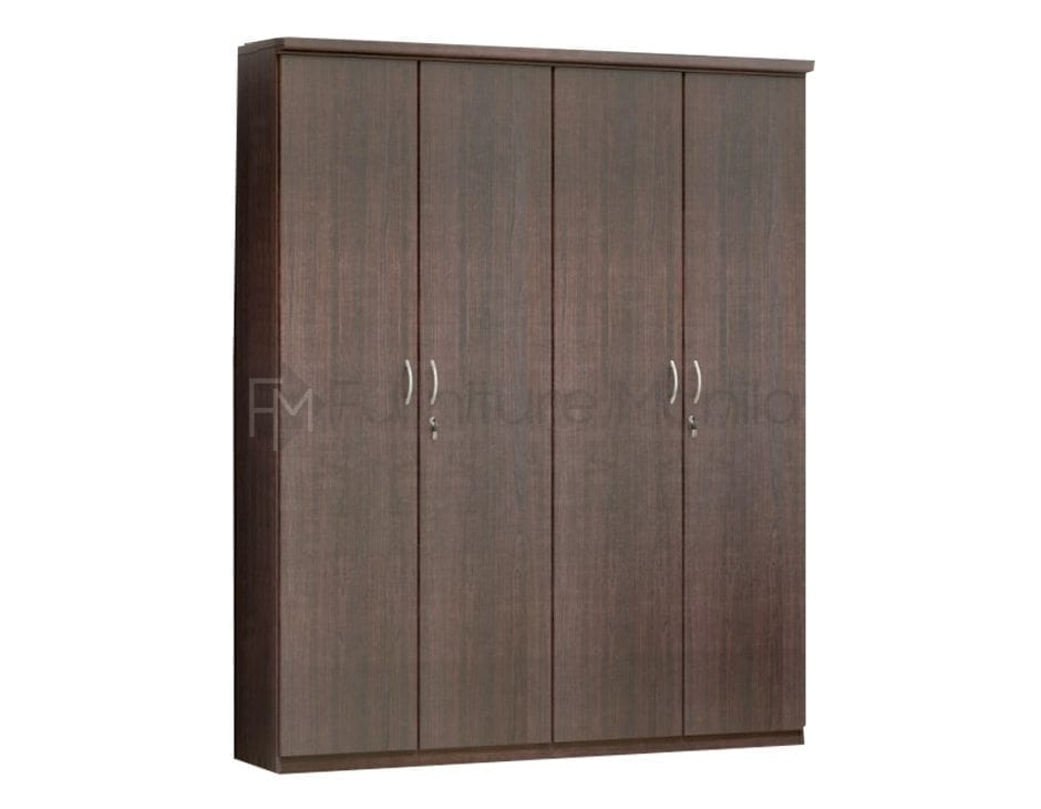 HS-BW444 4-door wardrobe2