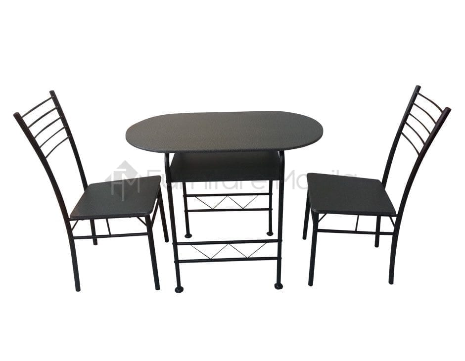 2124 breakfast dining set home office furniture for Breakfast dining set