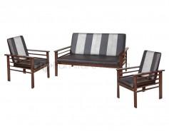 KD-8833 Metal Sofa Set 311
