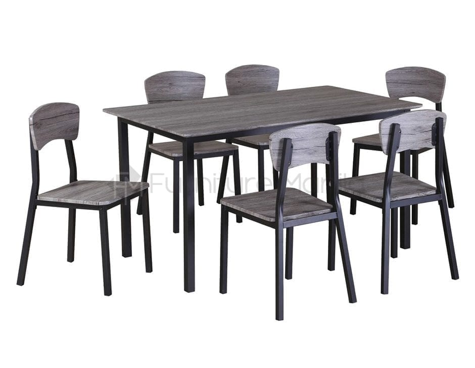 D01148 Dining Set Home Office Furniture Philippines